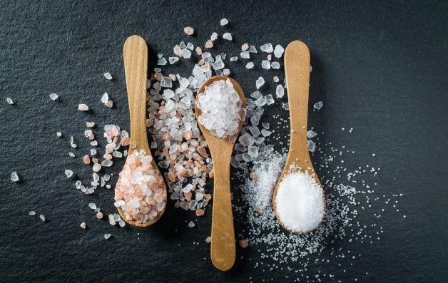 Zdravotní výhody netradičních solí