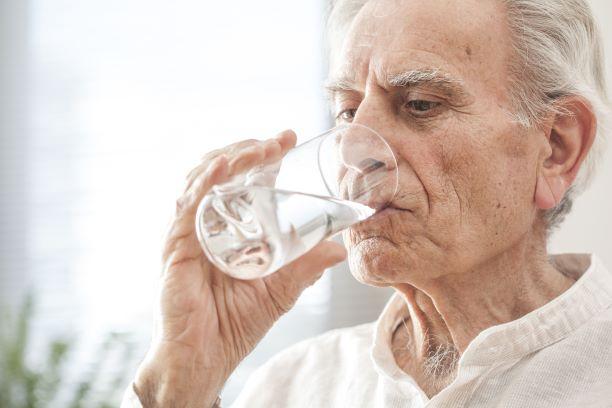 Pitný režim seniorů