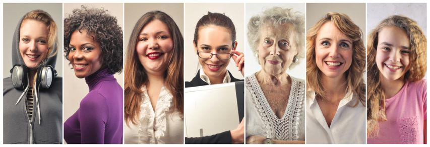 Jak měnit jídelníček s věkem? Pro děti energii, pro zralé ženy sóju