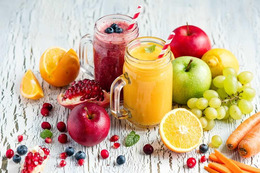 Fresh si připravujte nejlépe zeleninový, ovocný je kalorickou bombou.