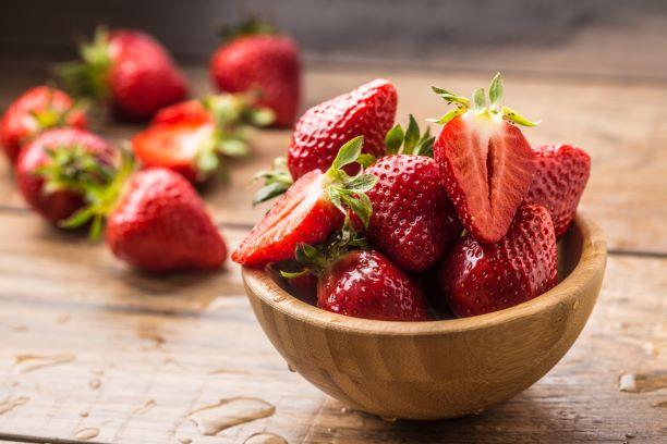 Čerstvé domácí jahody - oblíbené a zdravé zároveň