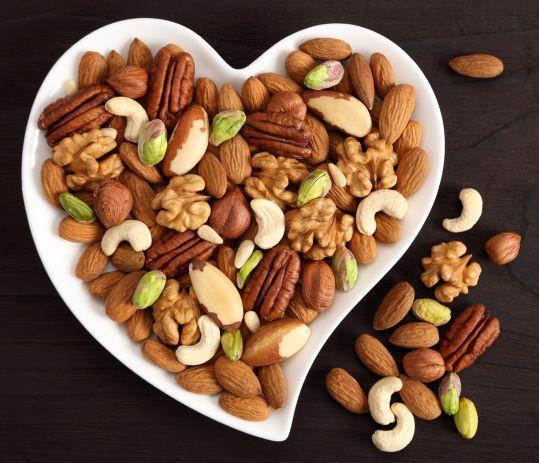 Význam ořechů