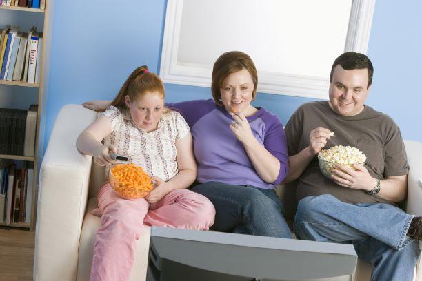 Hmotnost dětí - zrcadlo životního stylu rodiny. Může dítě z obezity vyrůst?