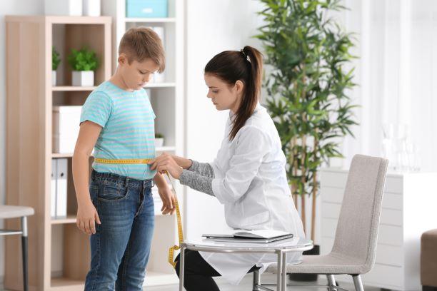Nadváha u dětí