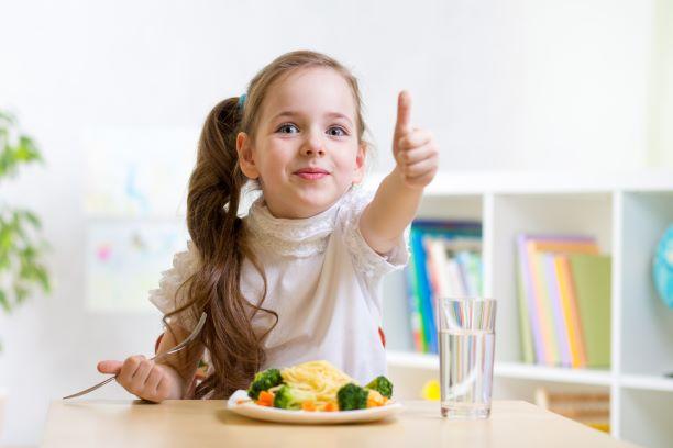 Výživa dětí