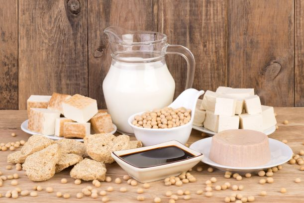 Potraviny s fytoestrogeny