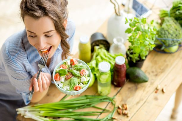 Rostlinná strava