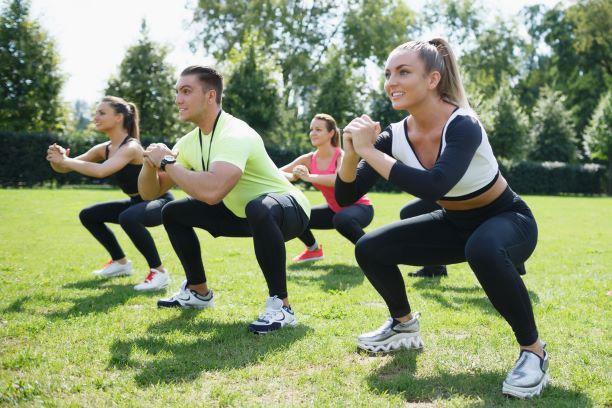 Vstup volný bez permanentky - tipy na cvičení venku