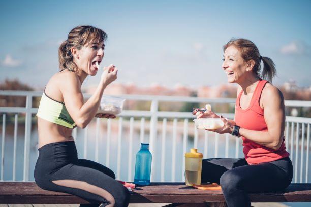 Výživa po tréninku - kdy využít doplňků stravy