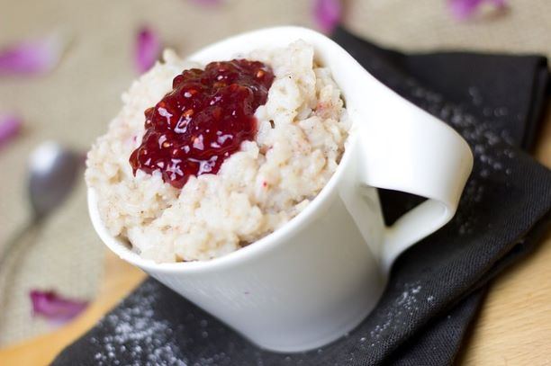 Rýžová kaše