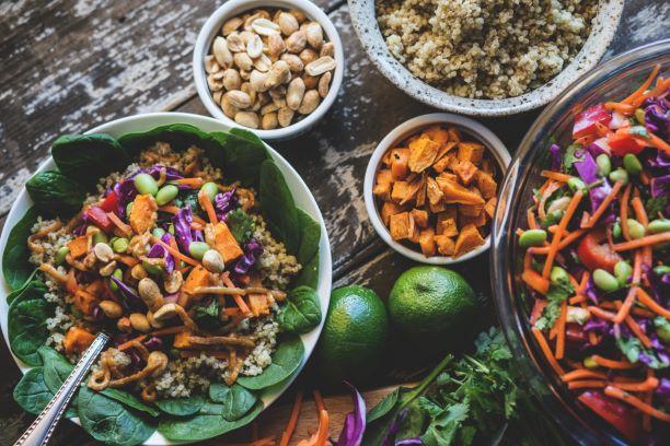 Snadná dieta pro každého. Jednou týdně rostlinná strava výrazně odlehčí