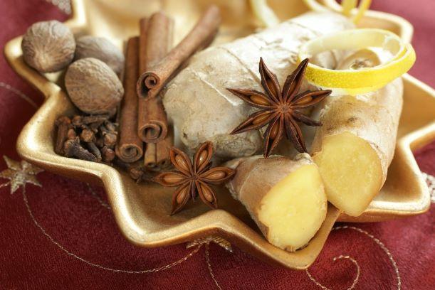 Skořice, vanilka, zázvor či muškát - voňavá zdravá koření