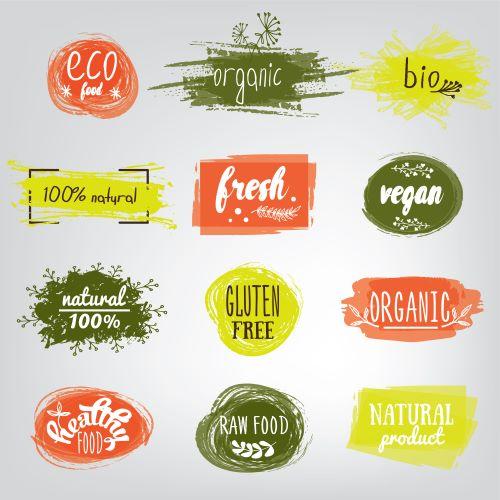 Bio, vegan, raw, halal, košer. Co je co a kdy se smí na obale logo objevit?