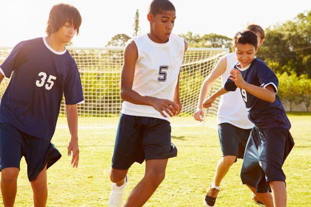 Sportování mladých
