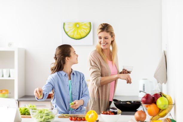 Jak zajistit, aby jídelníček dospívajícího zůstal zdravý?