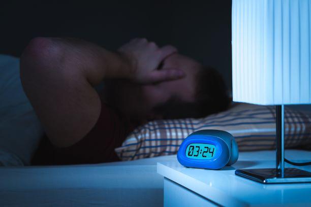Dlouhodobě špatný spánek