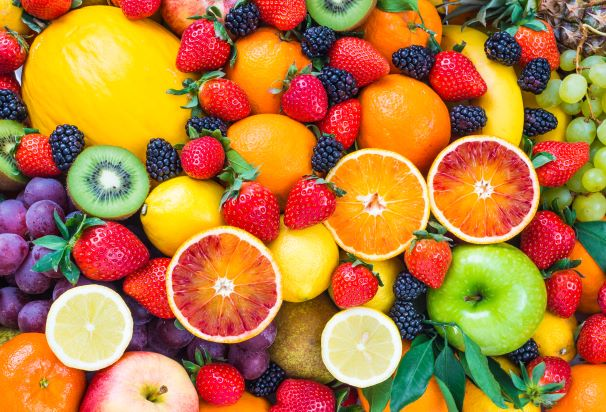 Ovoce podle barvy