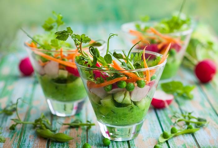 Zelený jídelníček