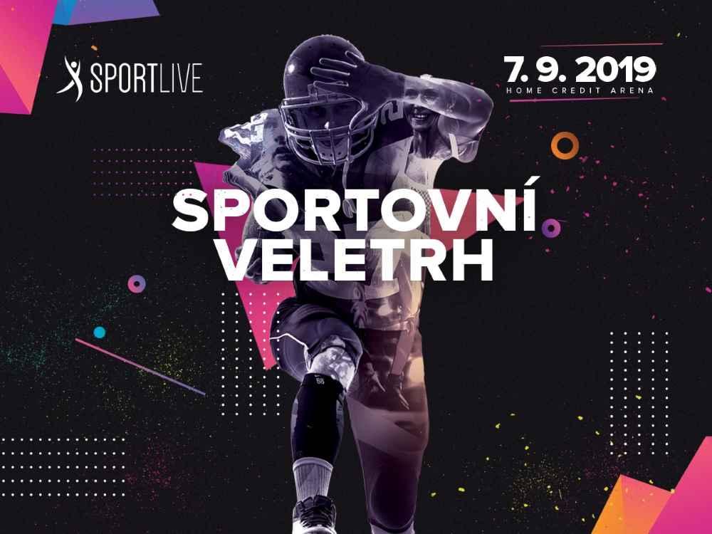 Za sportem a zdravím na Sport Live 2019!