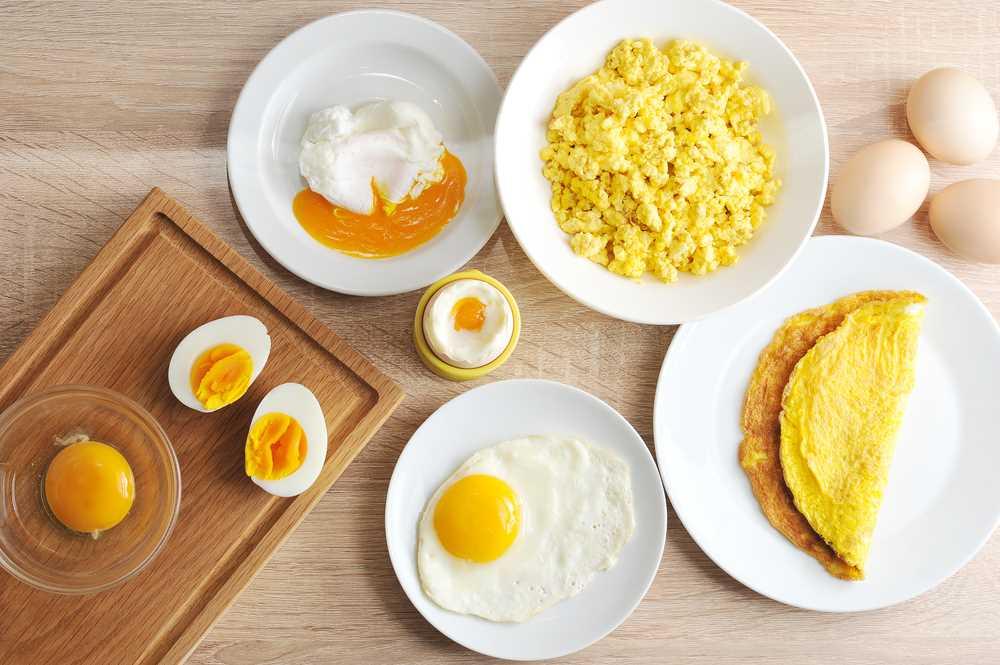 Zdraví skryté za vaječnou skořápkou