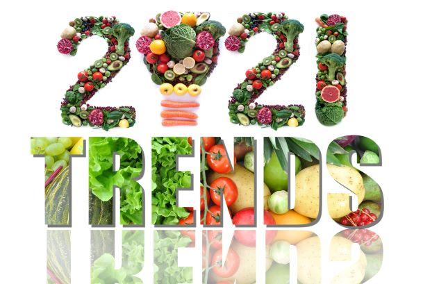 Výživové trendy 2021 - návrat k tradici i zajímavé novinky