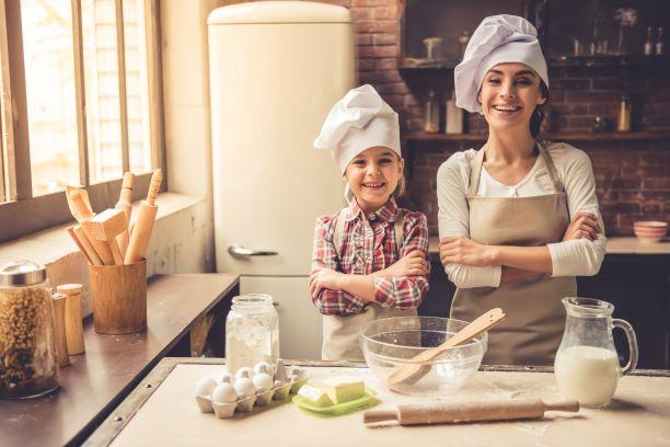 Jak si užít vaření i s dětmi v karanténě