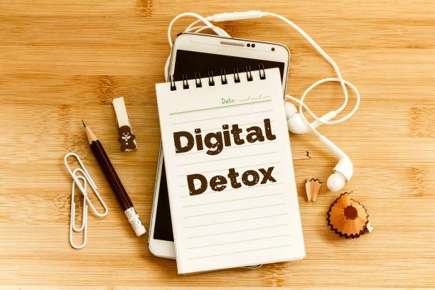 Digitální detox - vědět, co se děje, ale se zdravou mírou