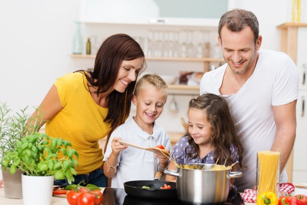 Rychlé obědy pro celou rodinu. Budou chutnat všem