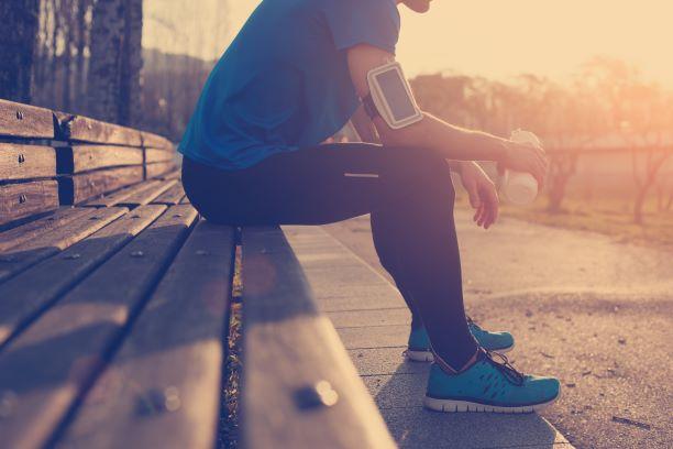 Lavička - cvičení s vlastní váhou těla