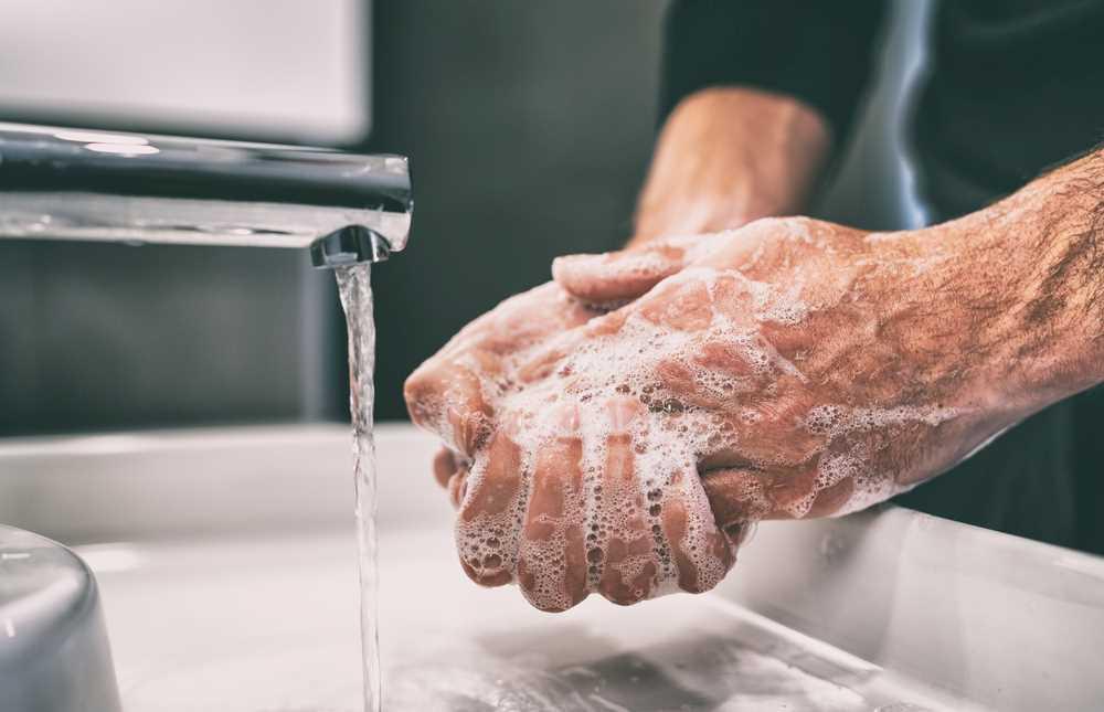 hygiena rukou