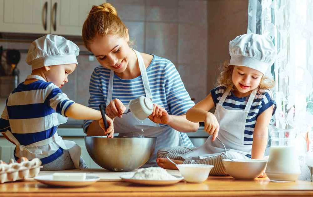 Recepty pro zoufalé rodiče. Vaříme chutně i levně