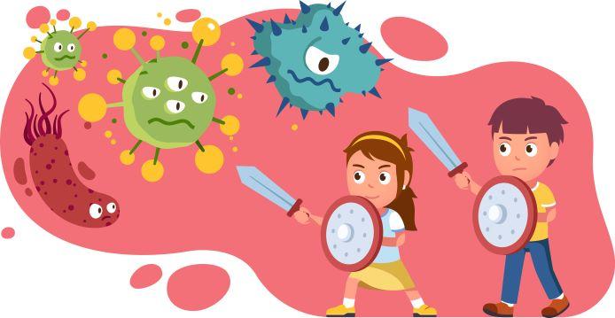 Jak posílit dětskou imunitu. Bylinkami, vitaminy i pohybem venku