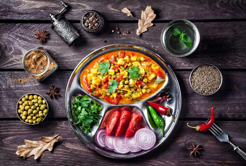 Na jaře ajurvéda doporučuje lehká, nekalorická jídla. Je čas očisty