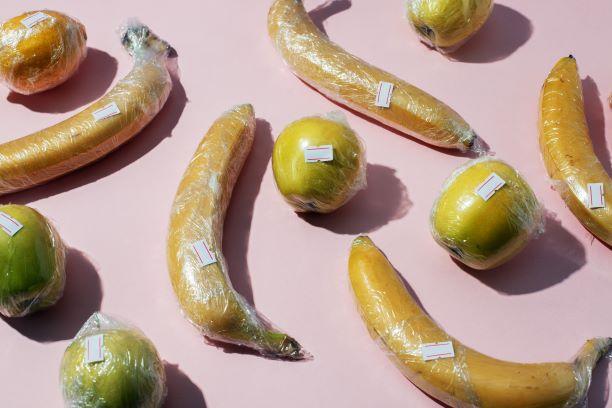 balené ovoce