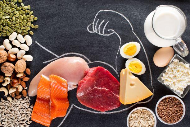 Podpořte metabolismus bílkovinami. Jsou pilířem redukčních diet