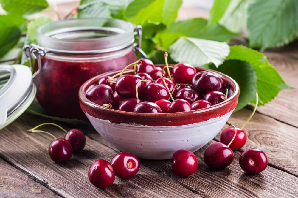 Třešně a višně posilují srdce a díky draslíku i odvodňují