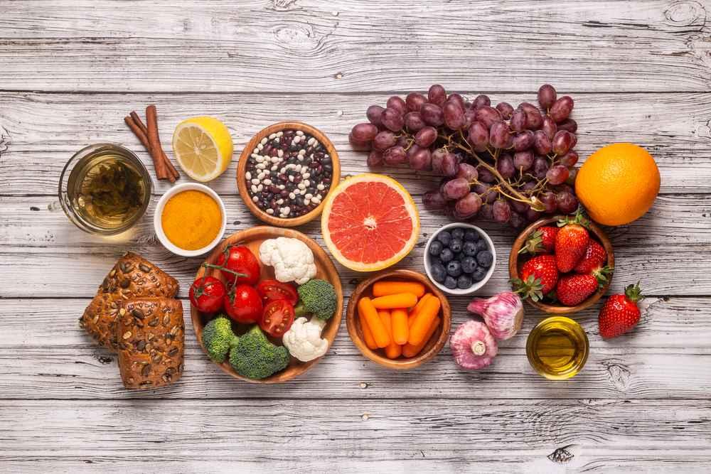Potraviny s protinádorovým a protizánětlivým účinkem