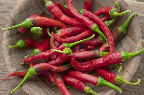 Chilli papričky patří mezi nejpoužívanější koření. Je mnoho stupňů pálivosti. Pro začátek stačí méně pálivé.