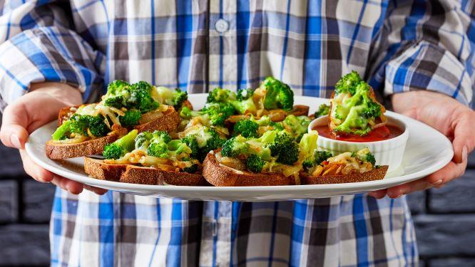 brokolice pomazánka