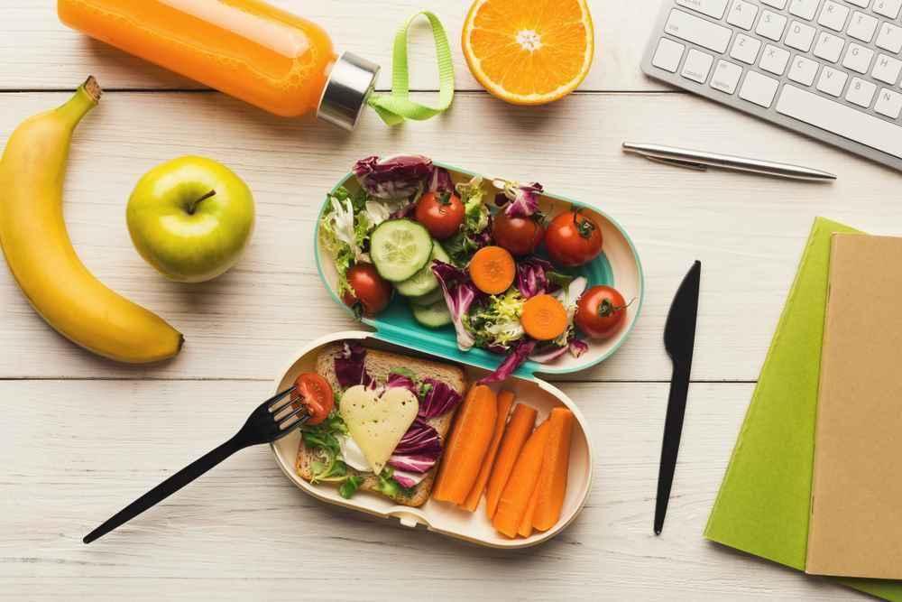 Zdravým obědem do krabičky budete mít jídlo pod kontrolou