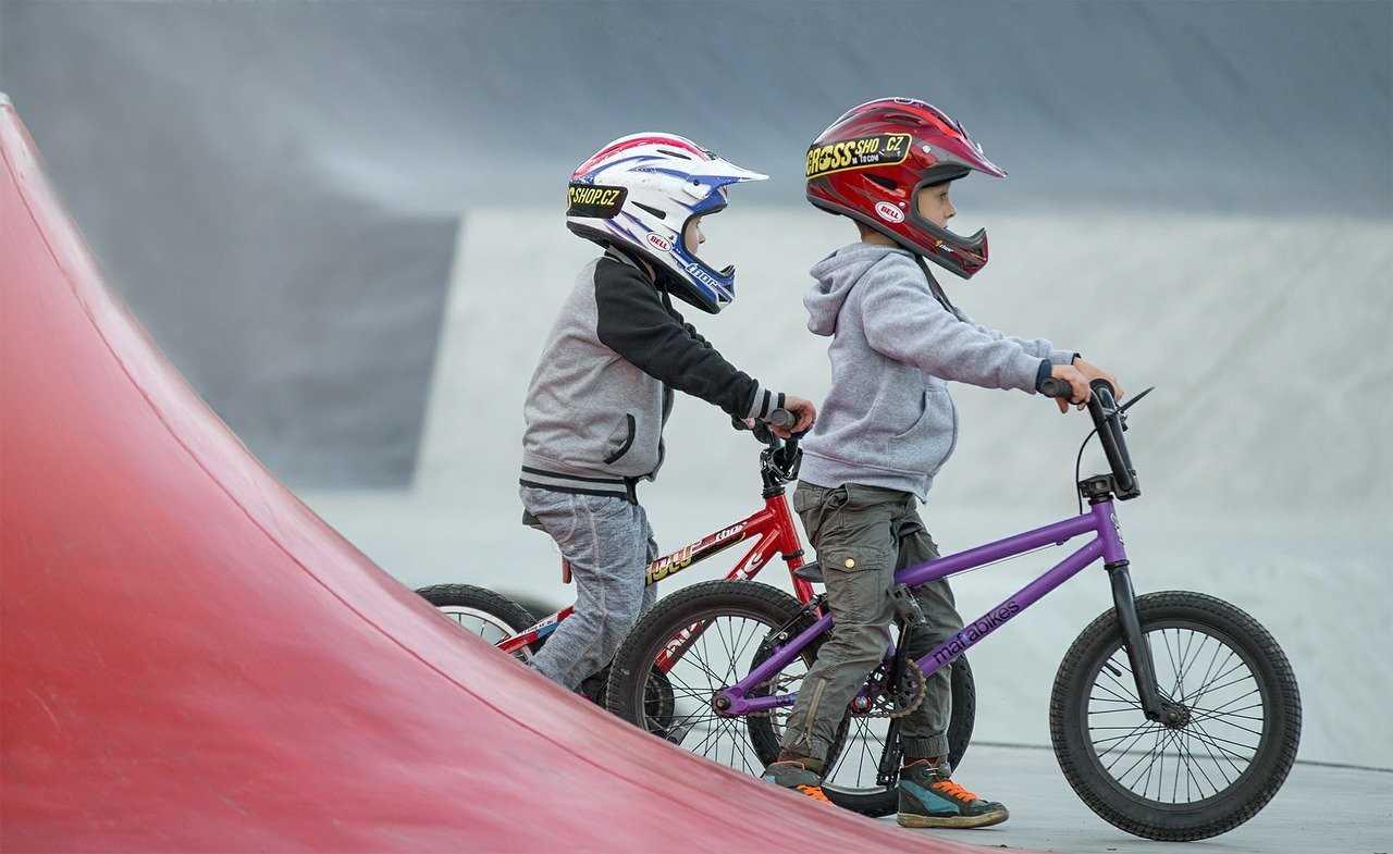 Pravidelný pohyb snižuje riziko úrazů, a to nejen u dětí