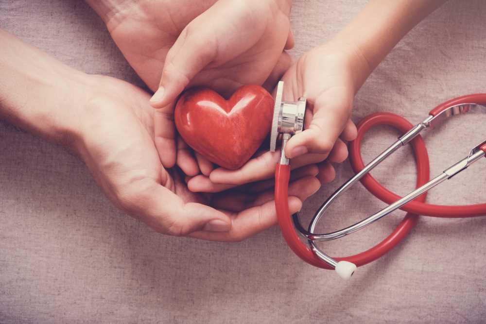Onemocnění srdce a cév