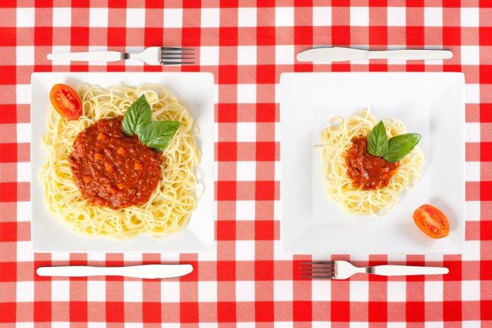 Více jídla, ale při tom méně kalorií. Takový jídelníček si poskládejte