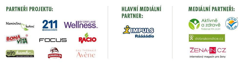logo partnerů