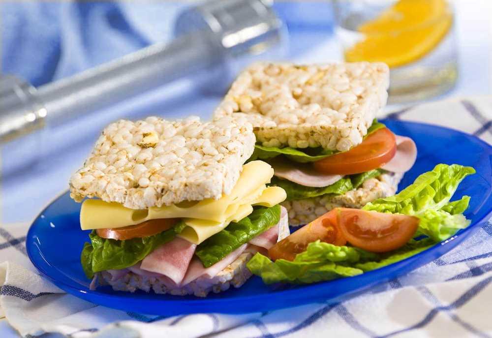 Vyzkoušejte chutné a praktické Racio Knäck Snack