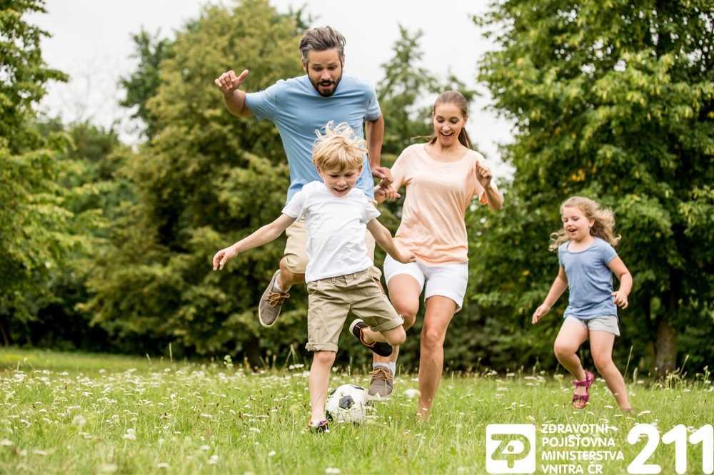 Prožijte léto aktivně a zdravě