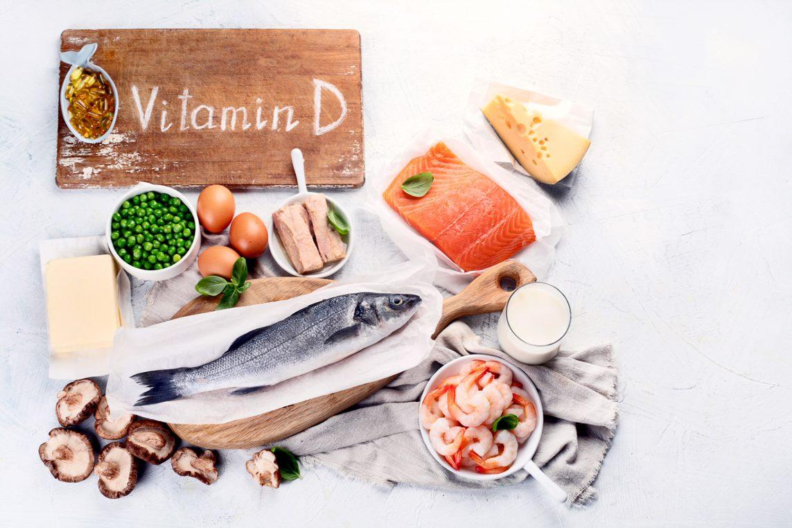 zdroj vitaminu D