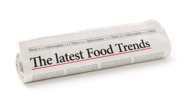 Vizionář Tony Hunter: Módní trendy v potravinách nejen pro gurmány
