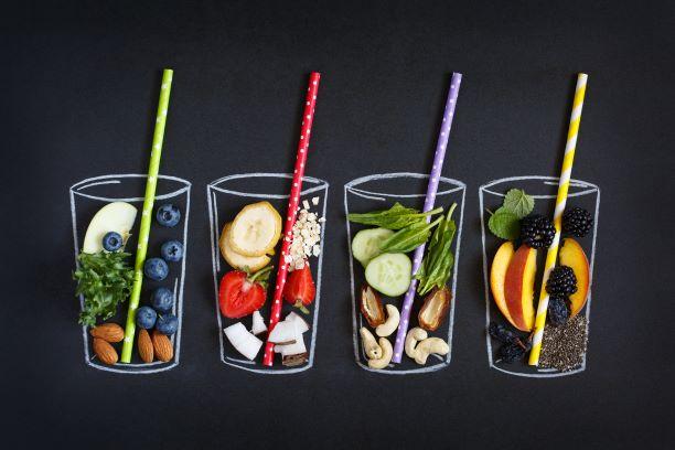 Smoothie - zdravá svačinka, ale i oběd. Záleží na ingrediencích