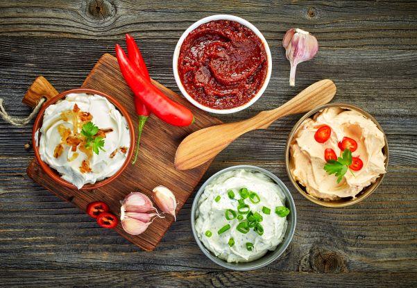 Zdravé recepty z tvarohu - pomazánky
